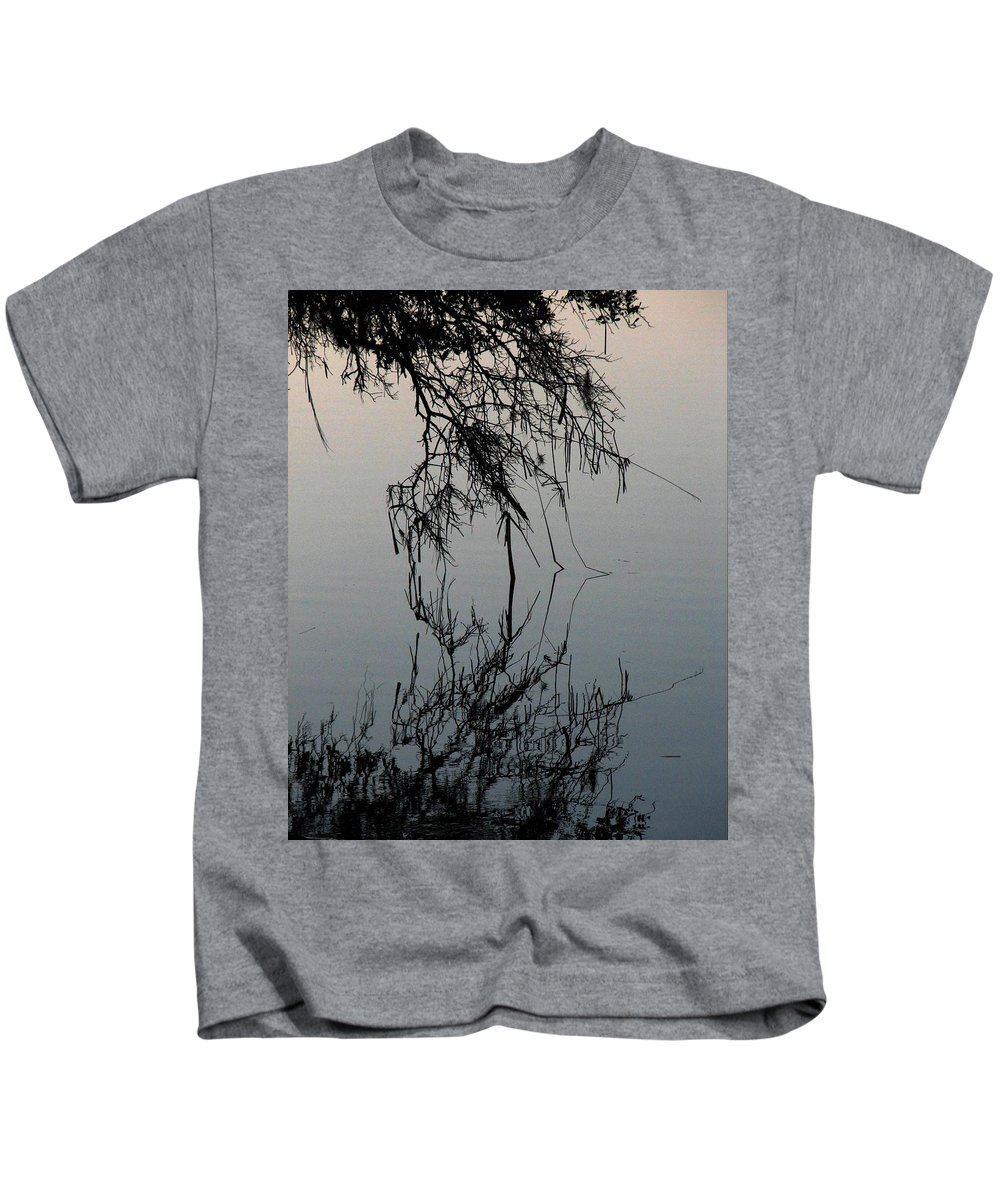 Arbor Kids T-Shirt featuring the photograph Arbor Reflections by J M Farris Photography