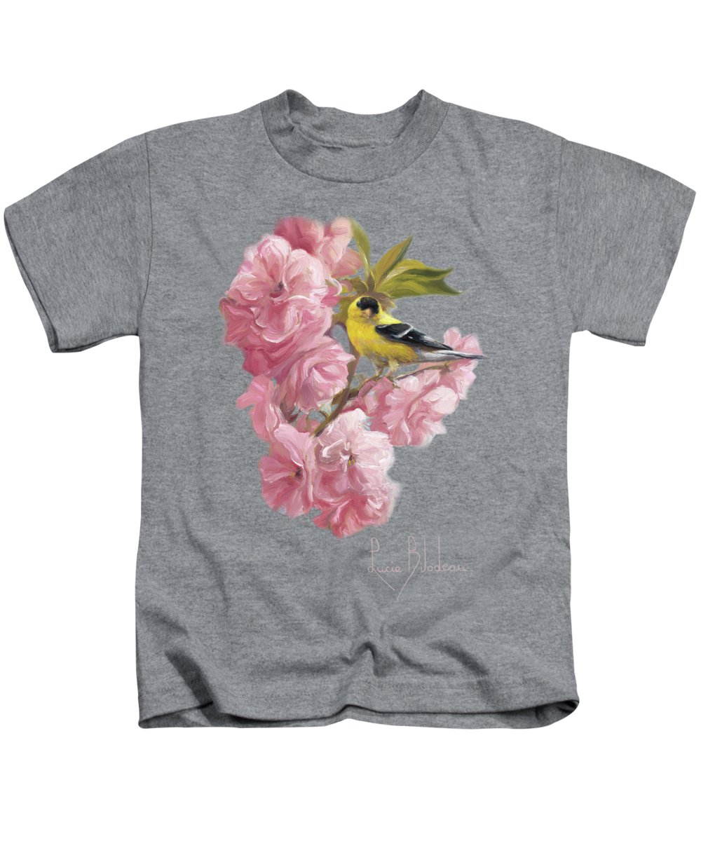 Spring Kids T-Shirts