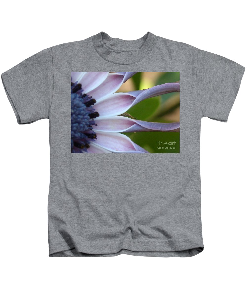 Floral Kids T-Shirt featuring the photograph Beautiful 002 by Line Gagne