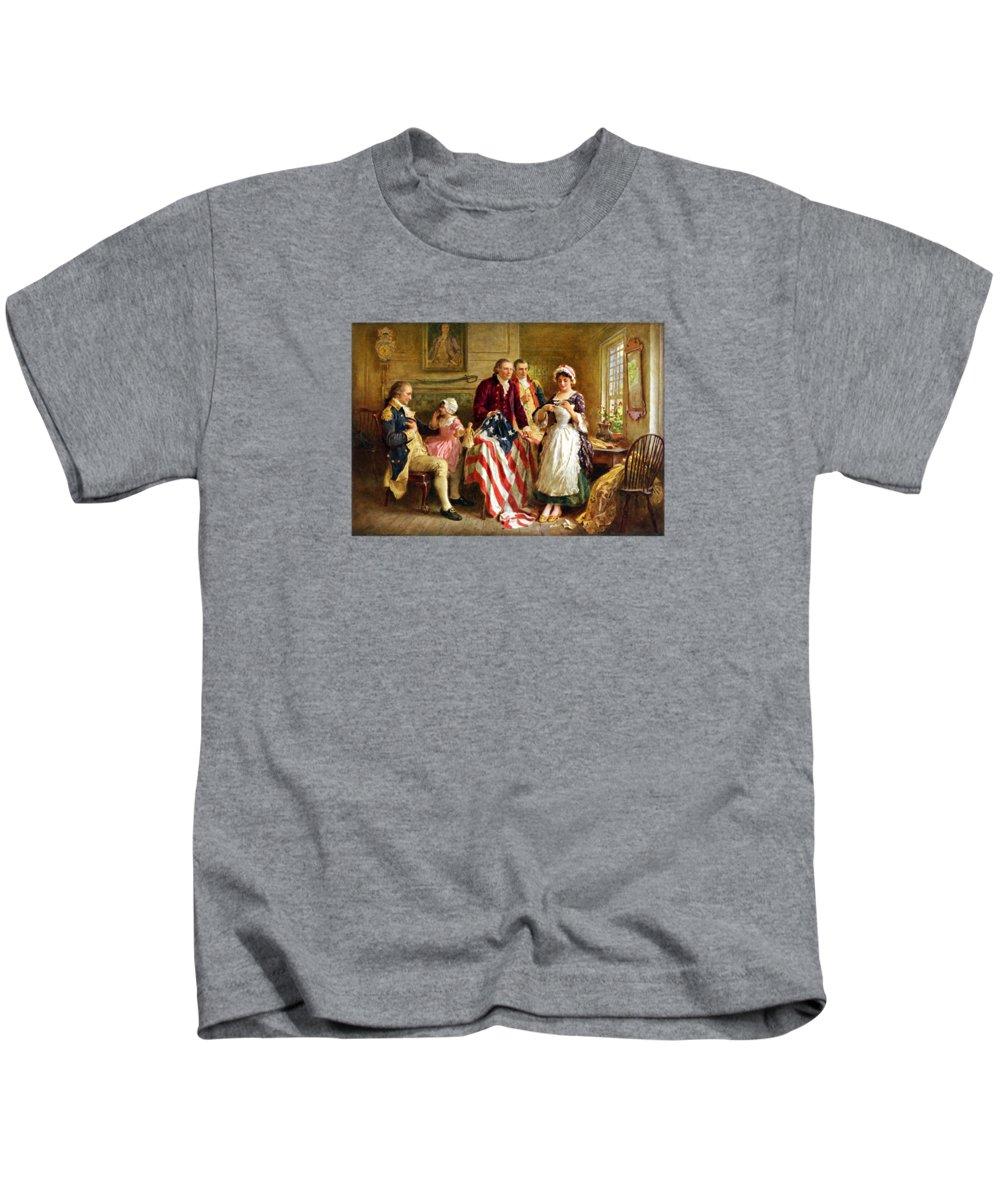 Continental Kids T-Shirts