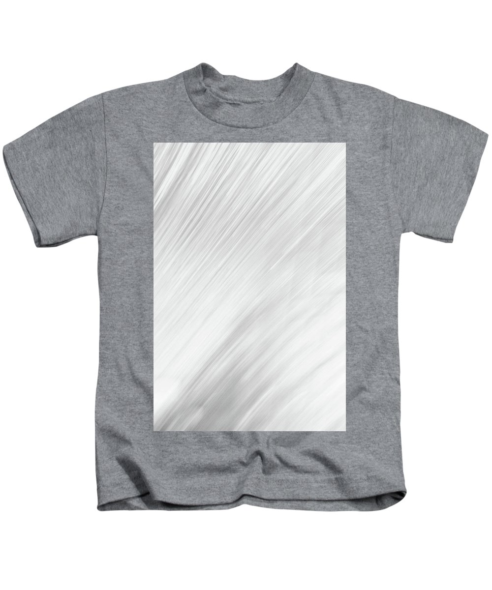 Abstract Kids T-Shirt featuring the photograph Blurred #4 by Michael Niessen