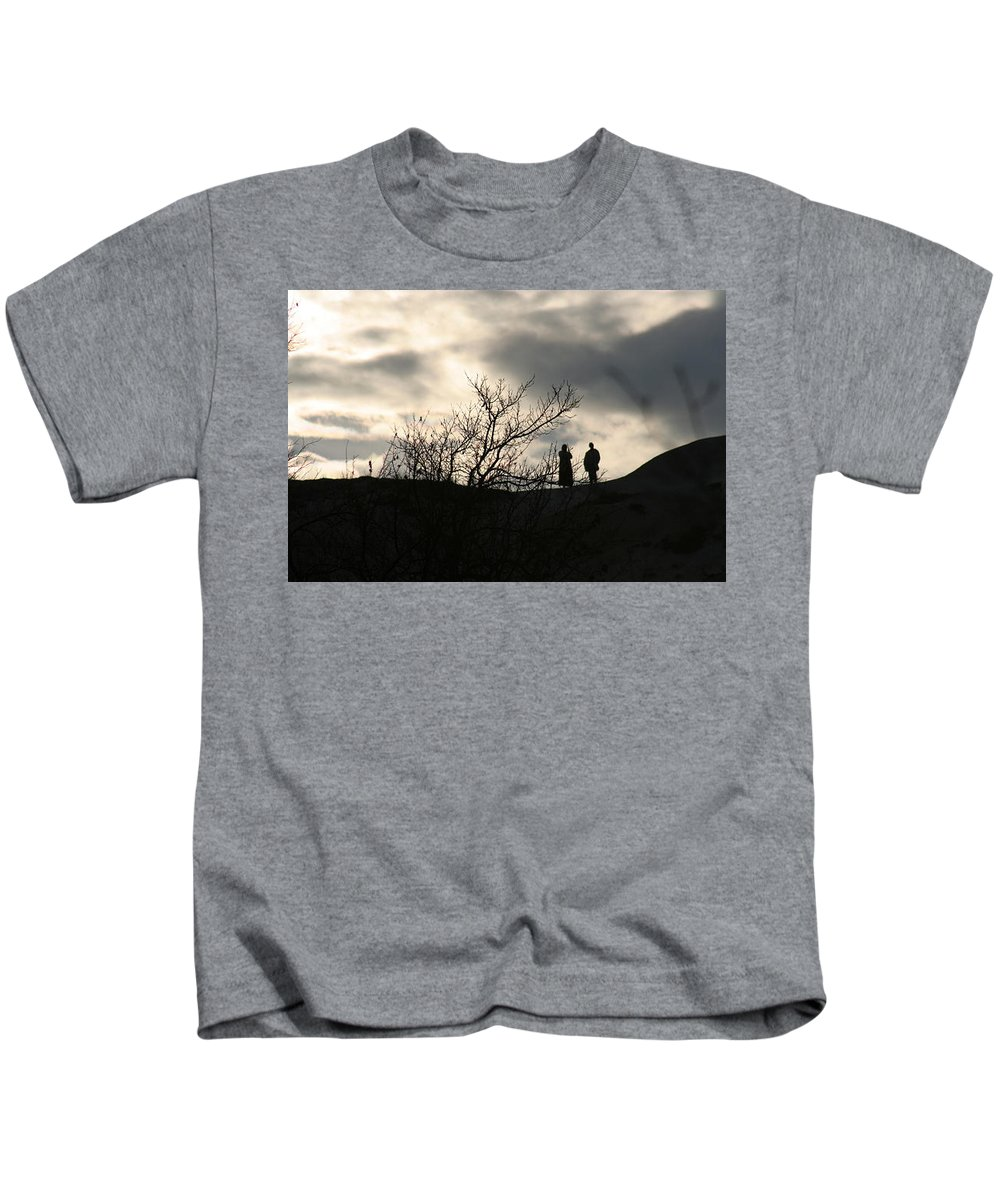 Caves Kids T-Shirt featuring the photograph Cappadocia8 by Yesim Tetik