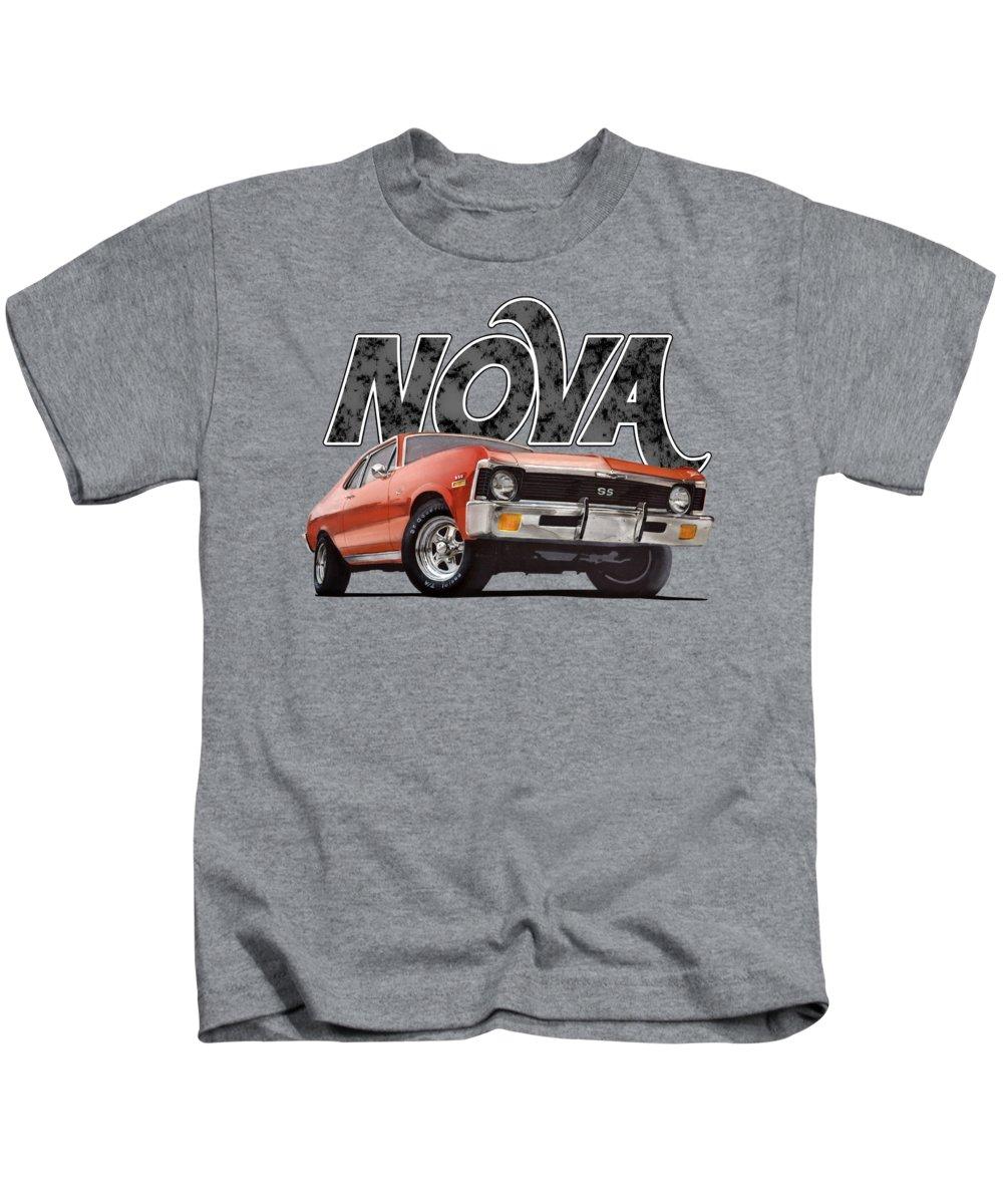 Nova Kids T-Shirts