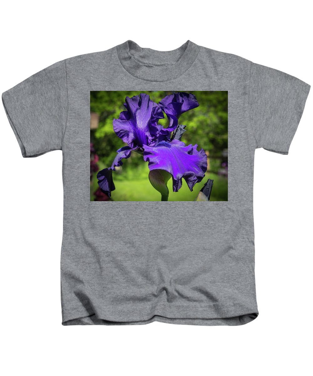 2017 Kids T-Shirt featuring the photograph Colors Of Nature by Mark Salamon