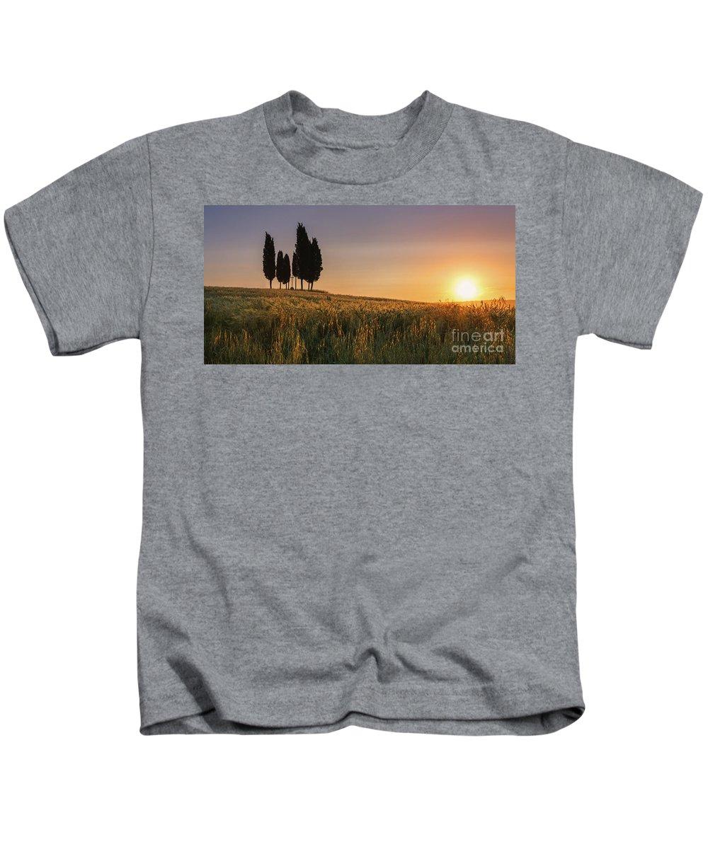 Croce Di Prata Kids T-Shirt featuring the photograph Croce Di Prata by Henk Meijer Photography