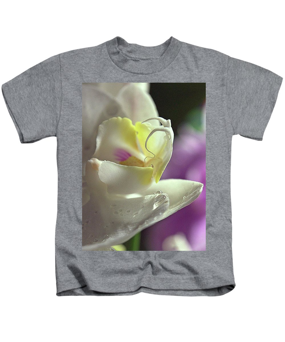Photography Kids T-Shirt featuring the photograph Dancing Woman by Mithat Hitit