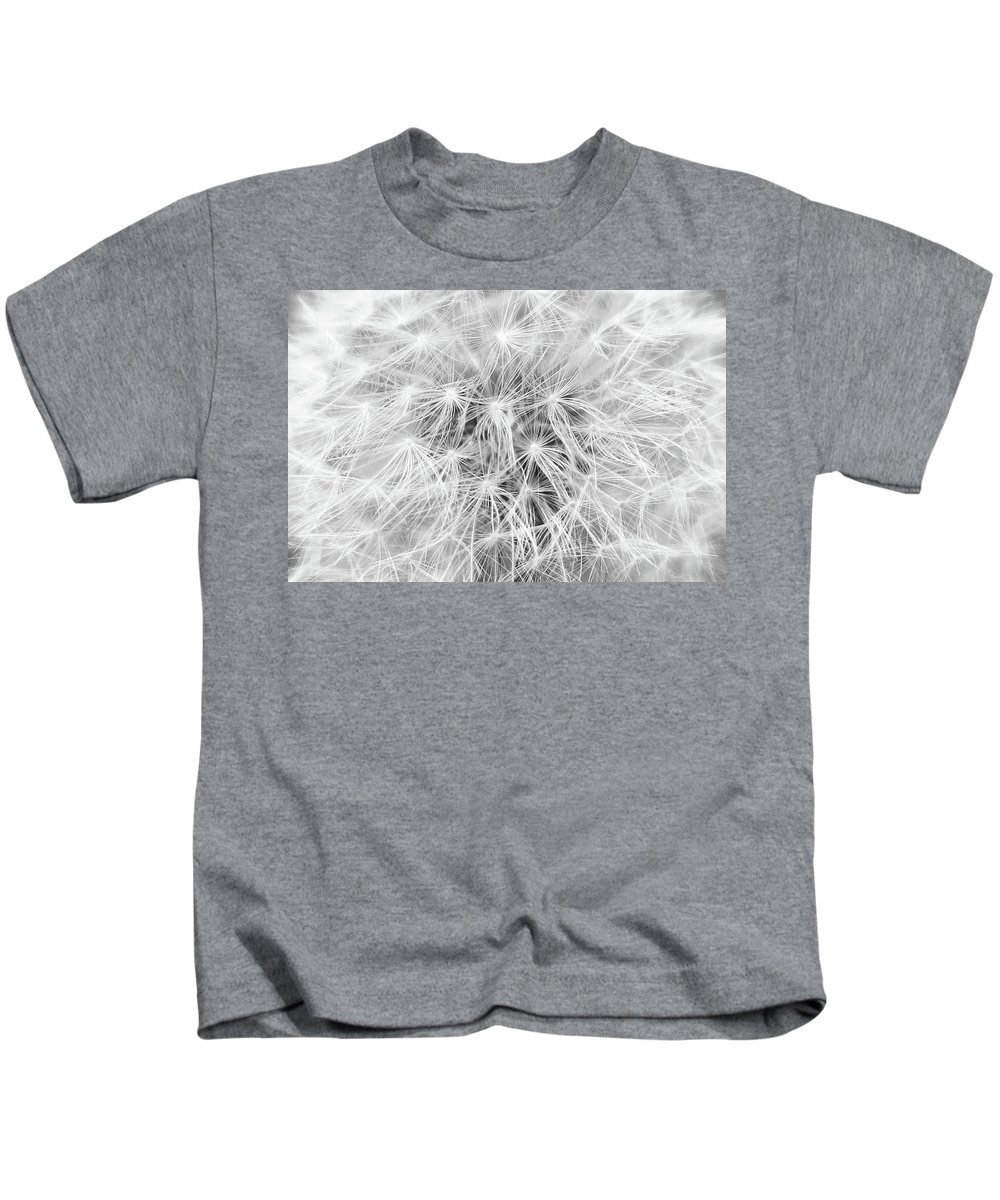 Dandelion Kids T-Shirt featuring the photograph Dandelion by Erin Donalson