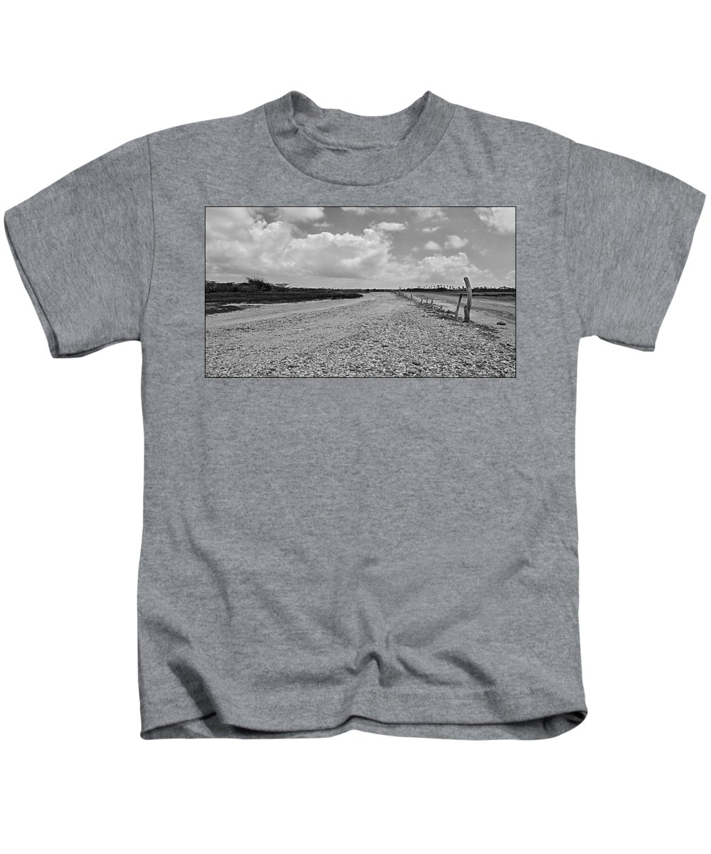 Desert Kids T-Shirt featuring the photograph Desertic Landscape by Galeria Trompiz
