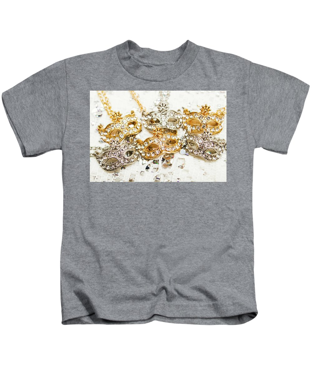 Luxury Kids T-Shirt featuring the photograph Diamond Party by Jorgo Photography - Wall Art Gallery