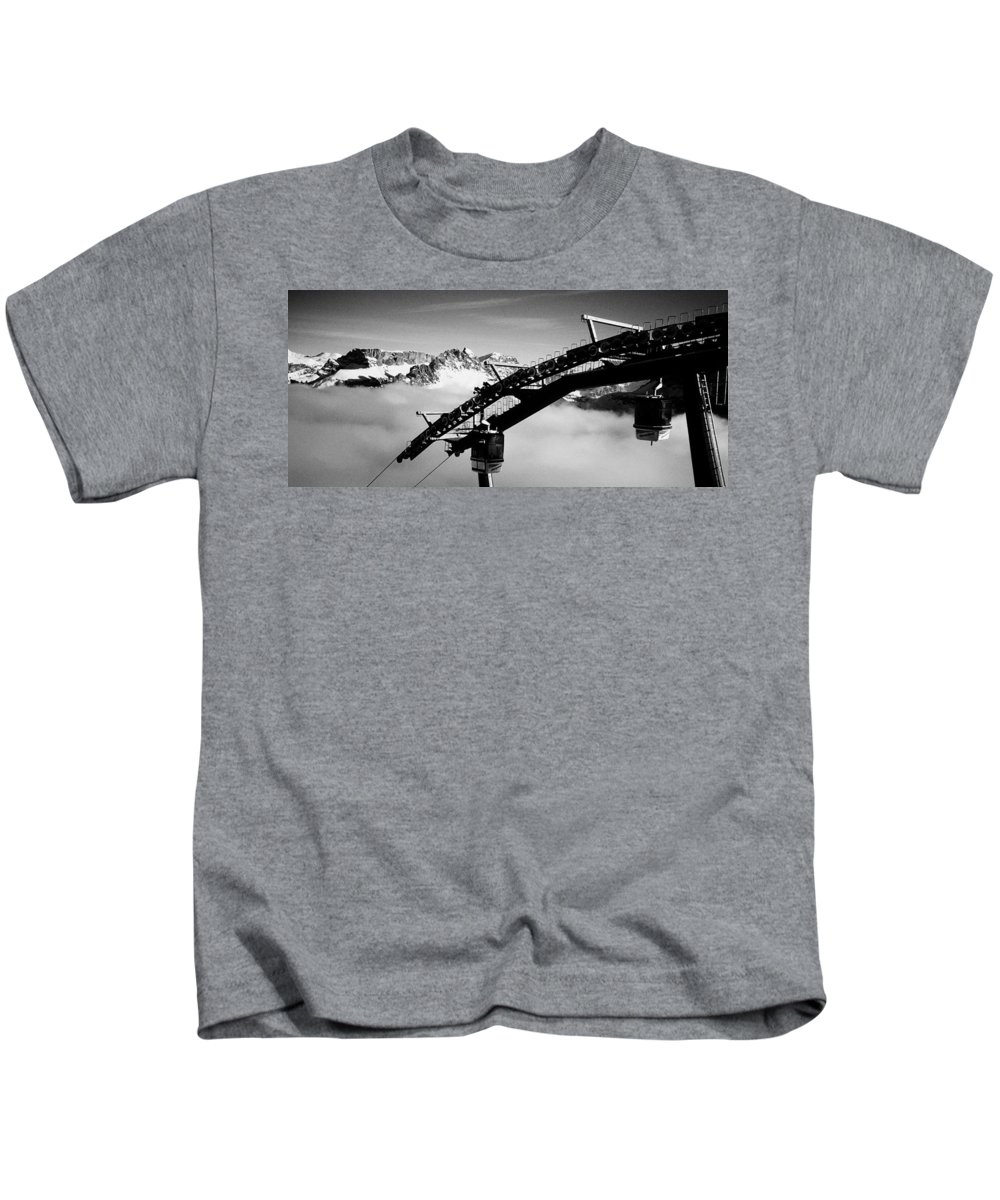 Europe Kids T-Shirt featuring the photograph Dolomiti by Juergen Weiss