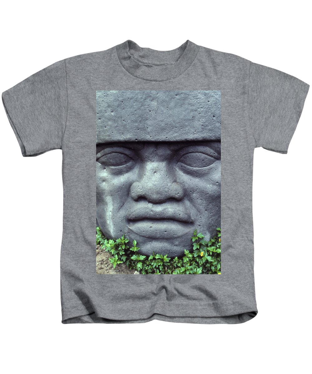 Bali Kids T-Shirt featuring the photograph Face On Bali by Jerry McElroy