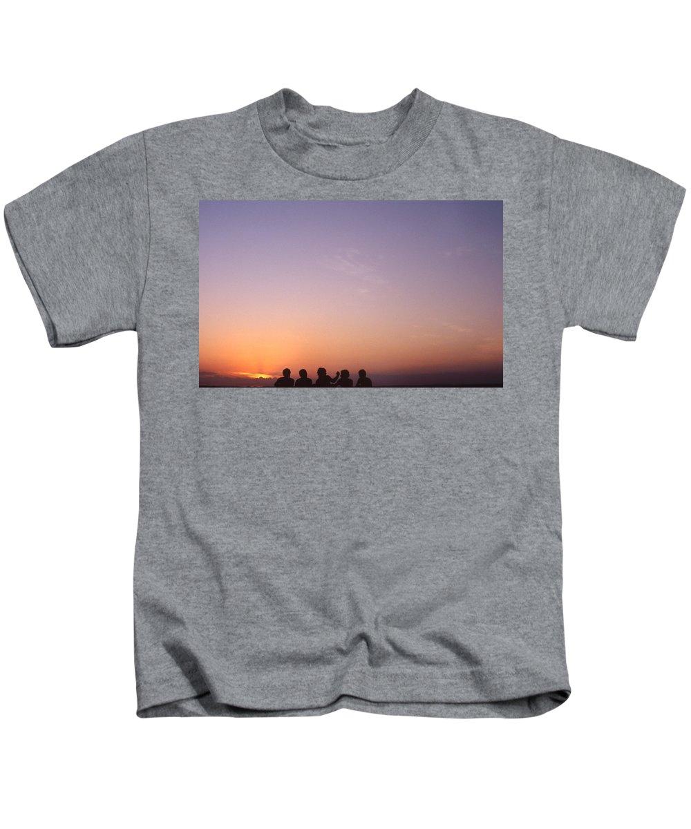 Bahia Kids T-Shirt featuring the photograph Friends by Patrick Klauss
