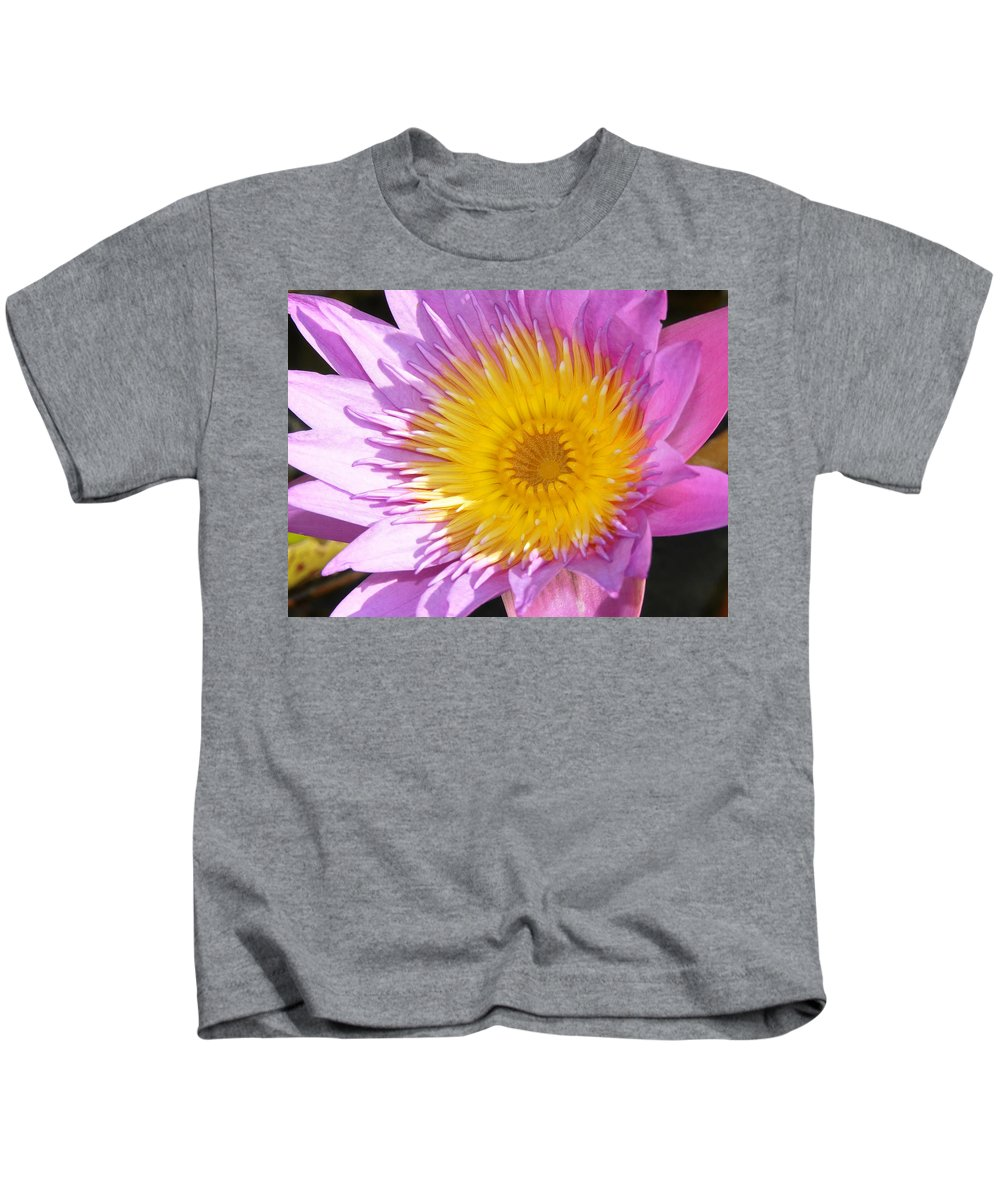 Flower Kids T-Shirt featuring the photograph Full Bloom by David Lee Thompson
