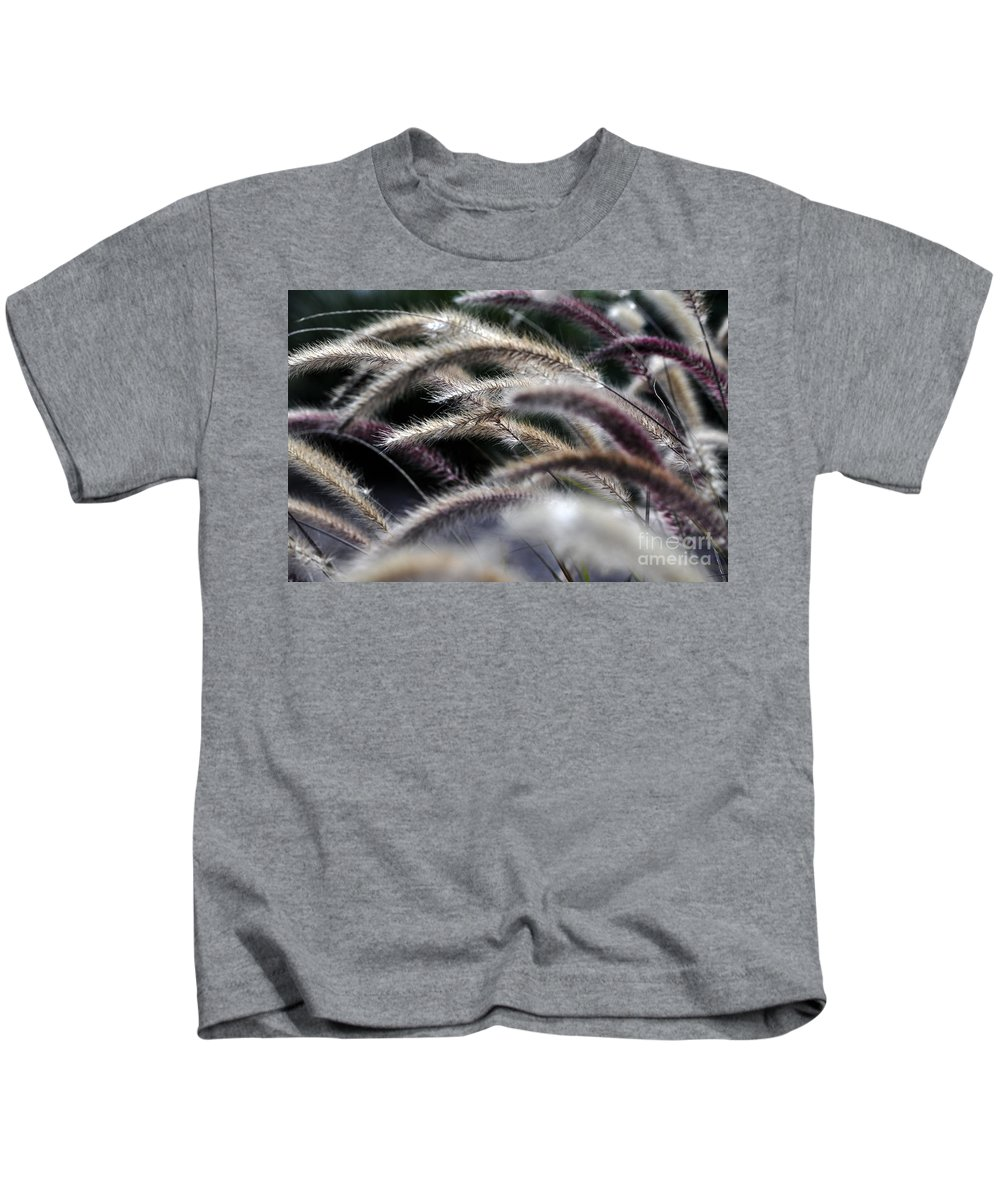 Clay Kids T-Shirt featuring the photograph Fuzzy by Clayton Bruster