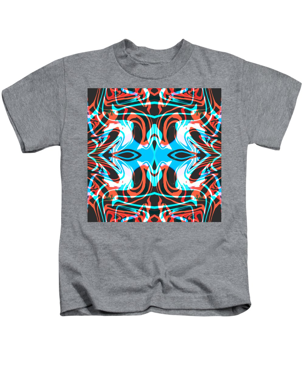 Ghost Kids T-Shirt featuring the digital art Ghost by Blind Ape Art