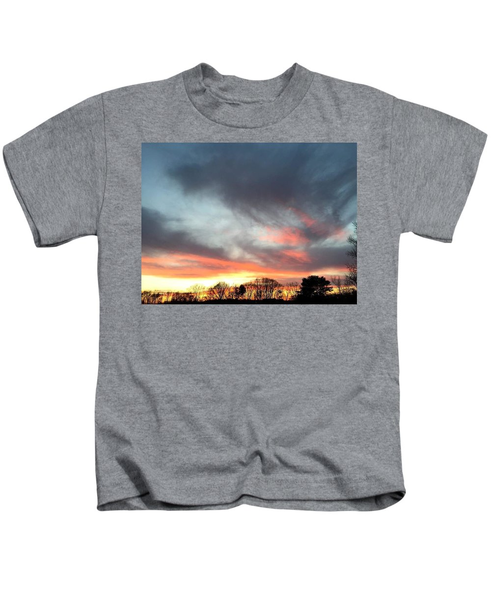 Nature Kids T-Shirt featuring the photograph Grace by Melissa Golden
