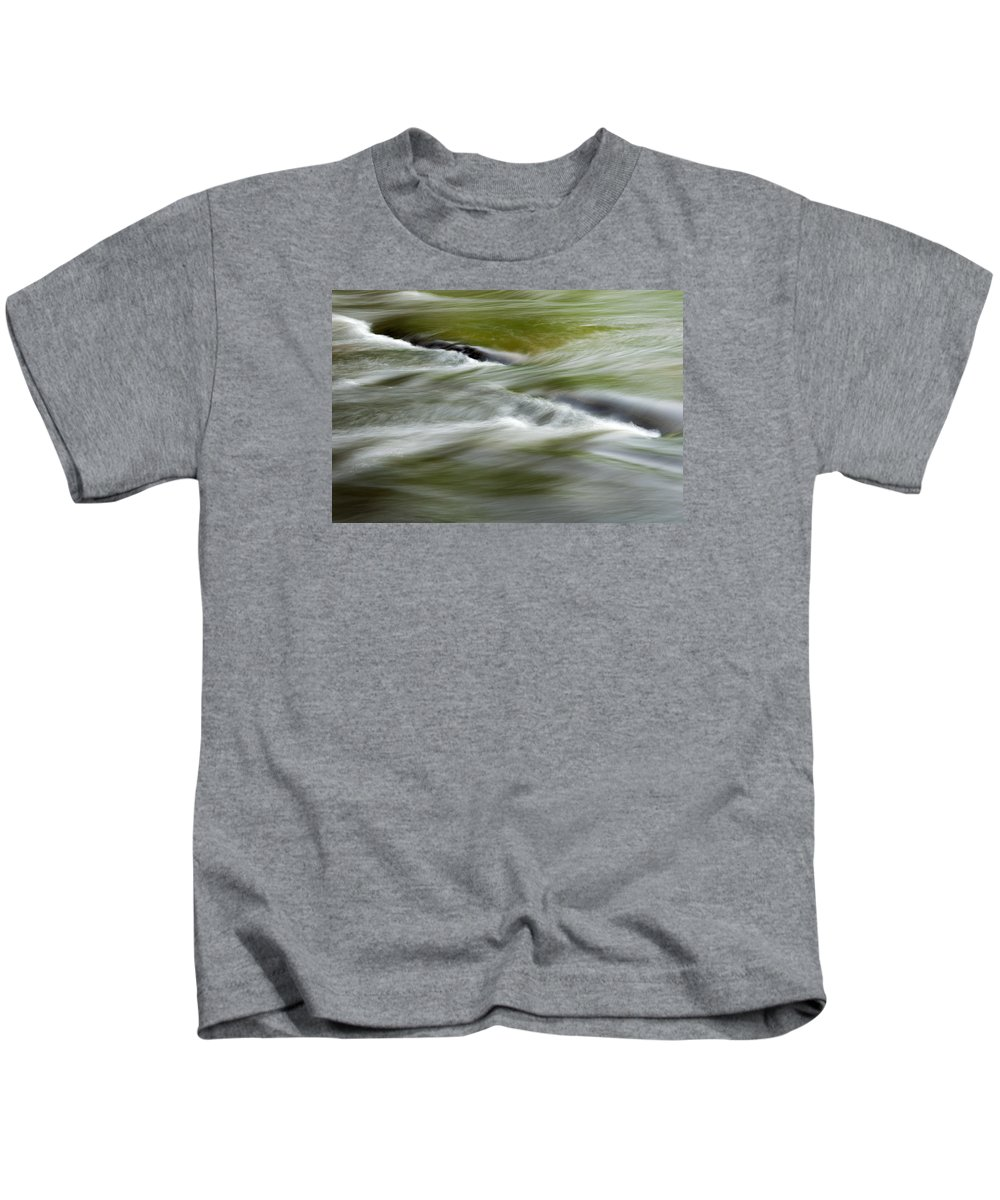 Green Kids T-Shirt featuring the photograph Greens Of Summer by Glenn Gordon