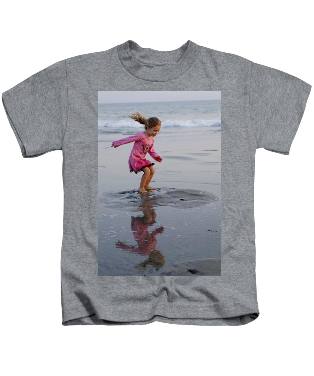 Happy Contest Kids T-Shirt featuring the photograph Happy Contest 11 by Jill Reger