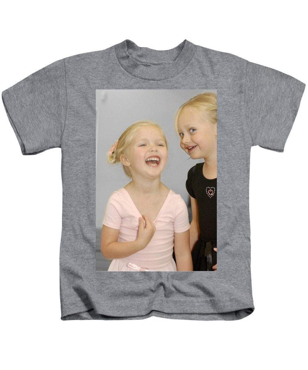 Happy Contest Kids T-Shirt featuring the photograph Happy Contest 13 by Jill Reger