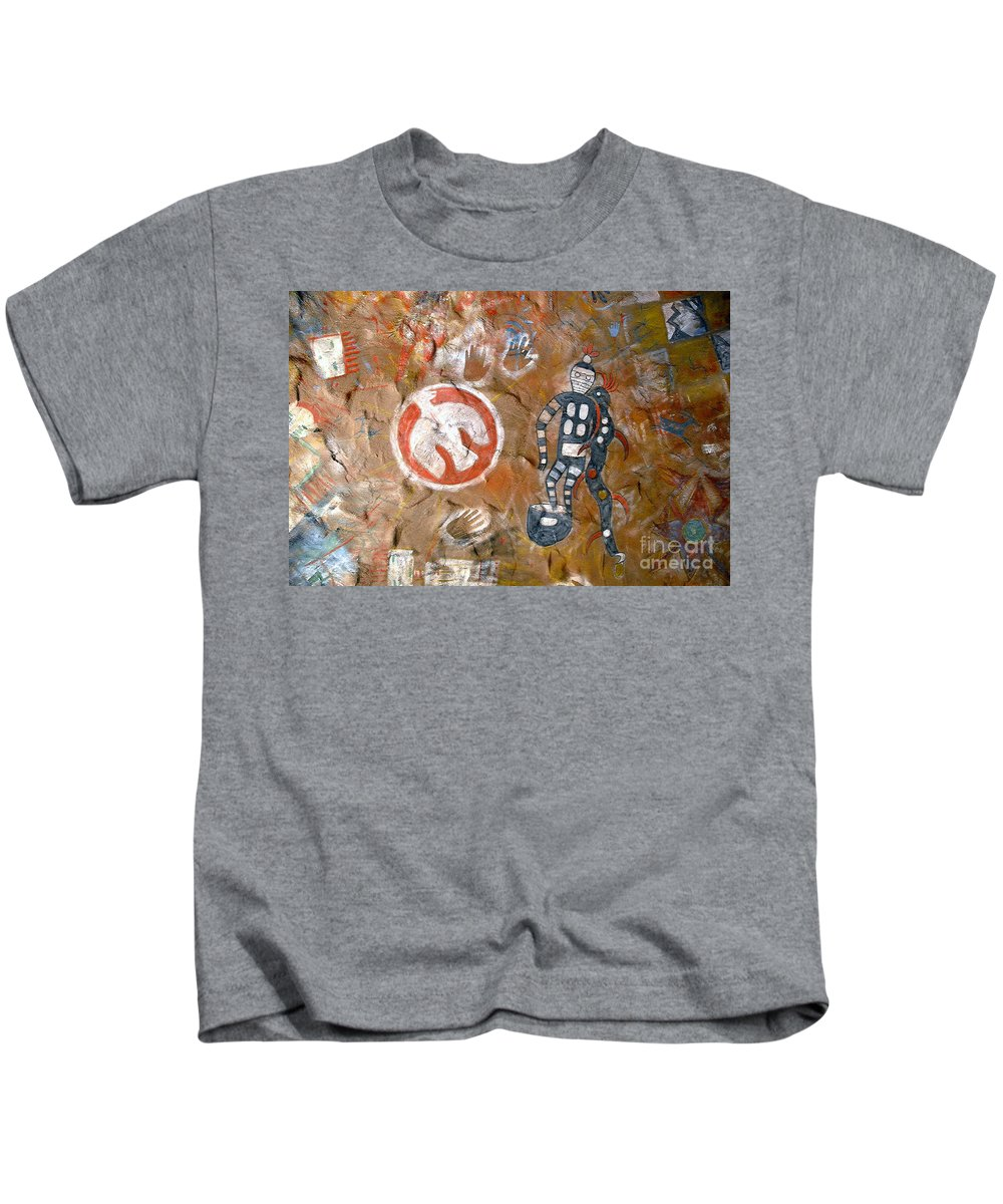Hopi Indians Kids T-Shirt featuring the photograph Hopi Dreams by David Lee Thompson