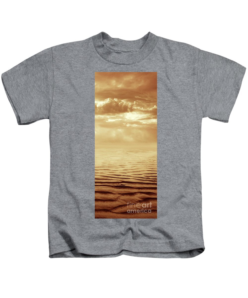 Dipasquale Kids T-Shirt featuring the photograph Illusion Never Changed Into Something Real by Dana DiPasquale