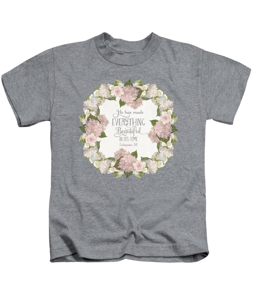 Wreath Kids T-Shirts