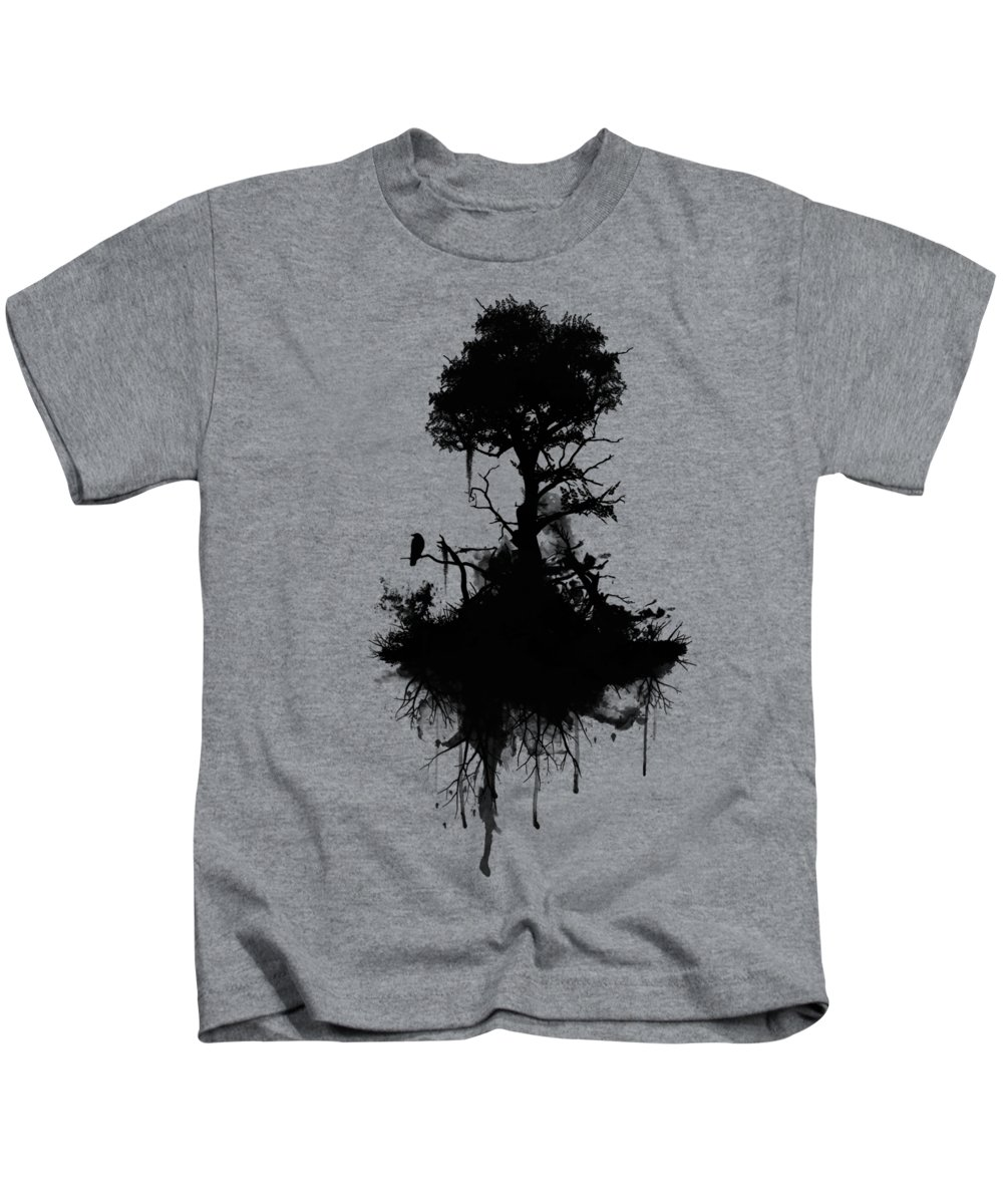 Tree Branch Kids T-Shirts