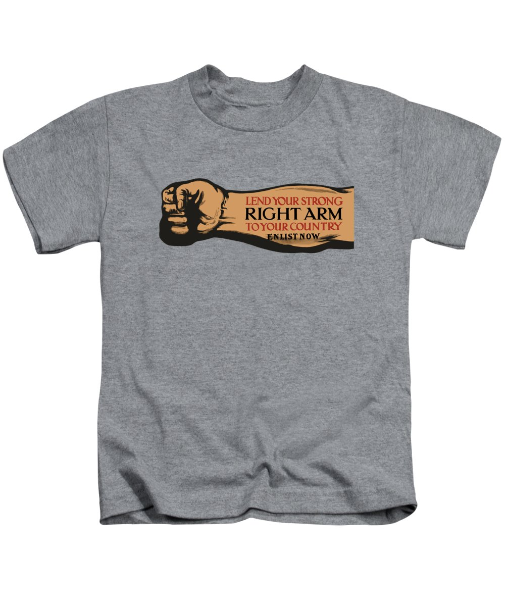 Great Britain Paintings Kids T-Shirts