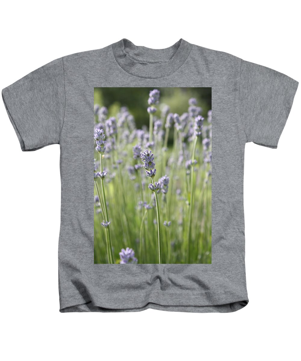 Kids T-Shirt featuring the photograph Lost In Nature by Karis Tsolomitis