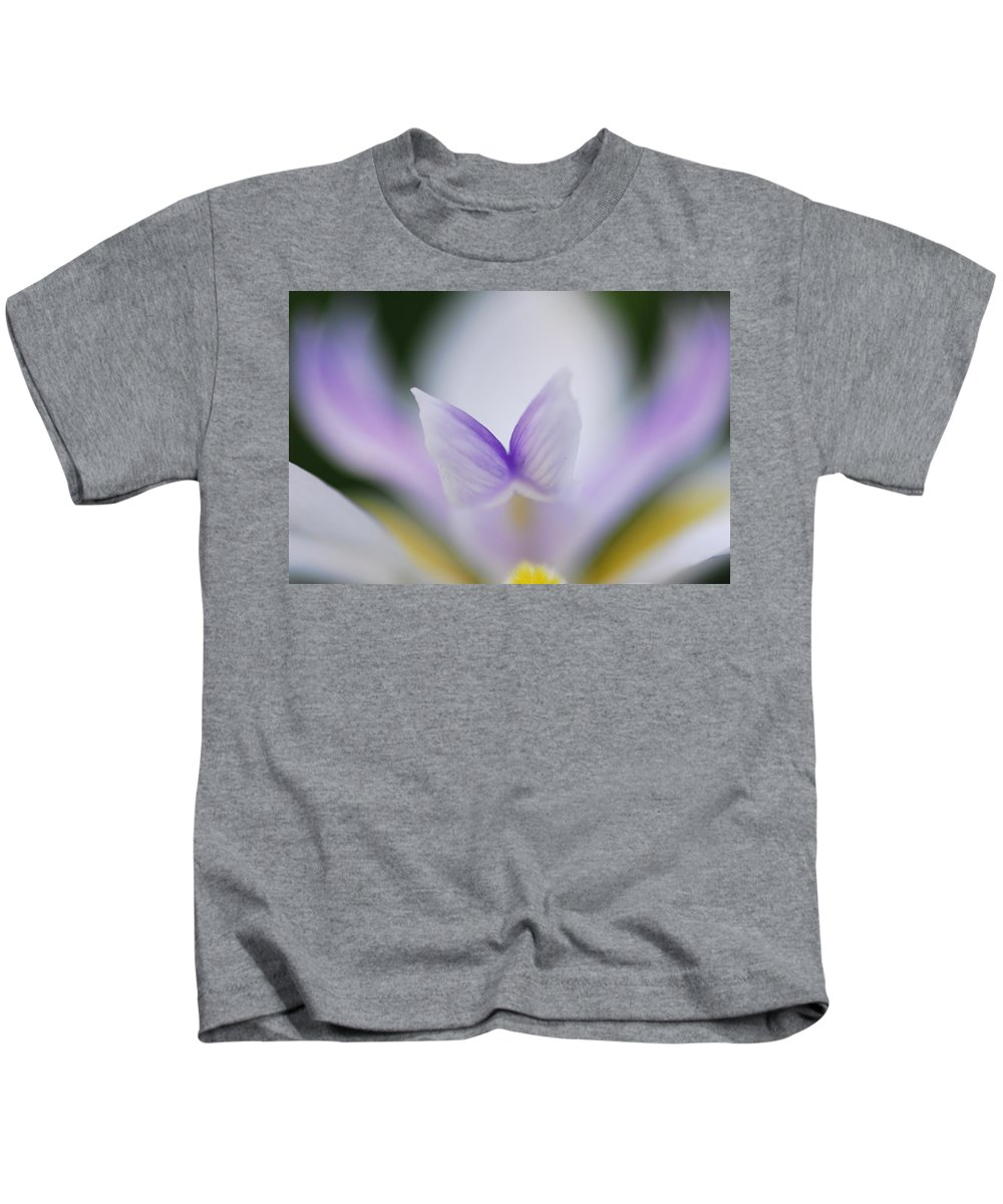 Flower Kids T-Shirt featuring the photograph Madame Butterfly by Donna Blackhall