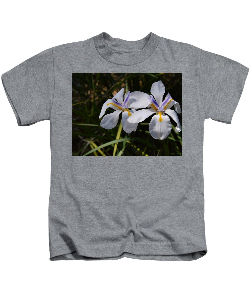 More Light And Color Kids T-Shirt featuring the photograph More Light And Color by Warren Thompson