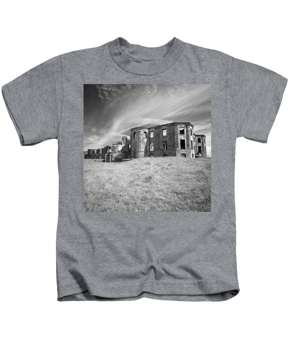 Amazing Kids T-Shirt featuring the photograph Northern Ireland 25 by Avril Christophe