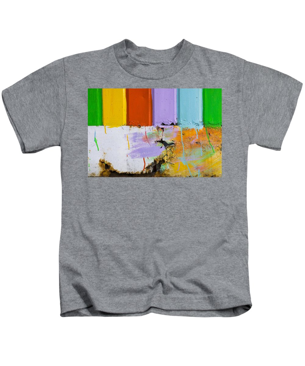 Skip Hunt Kids T-Shirt featuring the photograph Once Upon A Circus by Skip Hunt