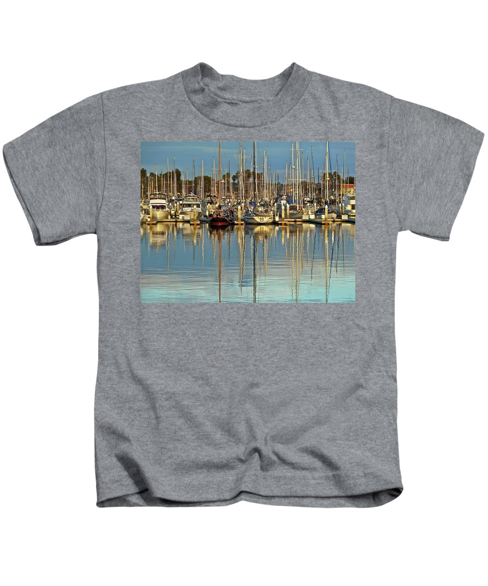 Boat Kids T-Shirt featuring the photograph Out Of The Ordinary by Diana Hatcher