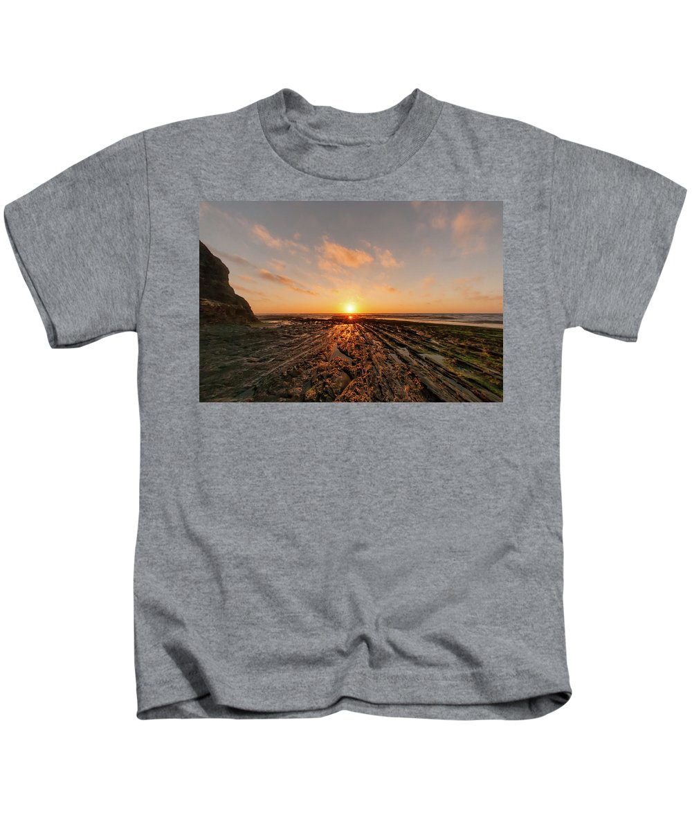 Kids T-Shirt featuring the photograph Portugal 9 by Vessela Banzourkova
