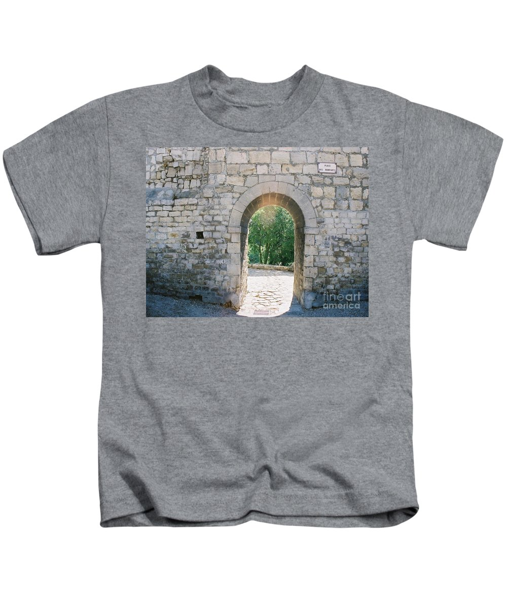 Promise Kids T-Shirt featuring the photograph Promise by Nadine Rippelmeyer