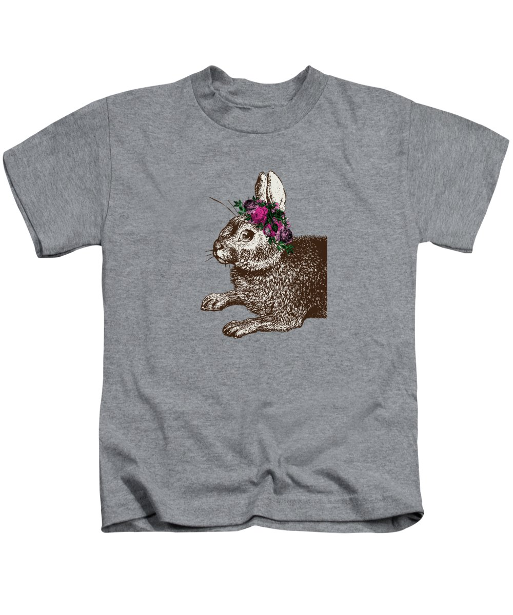 Rabbit Kids T-Shirts