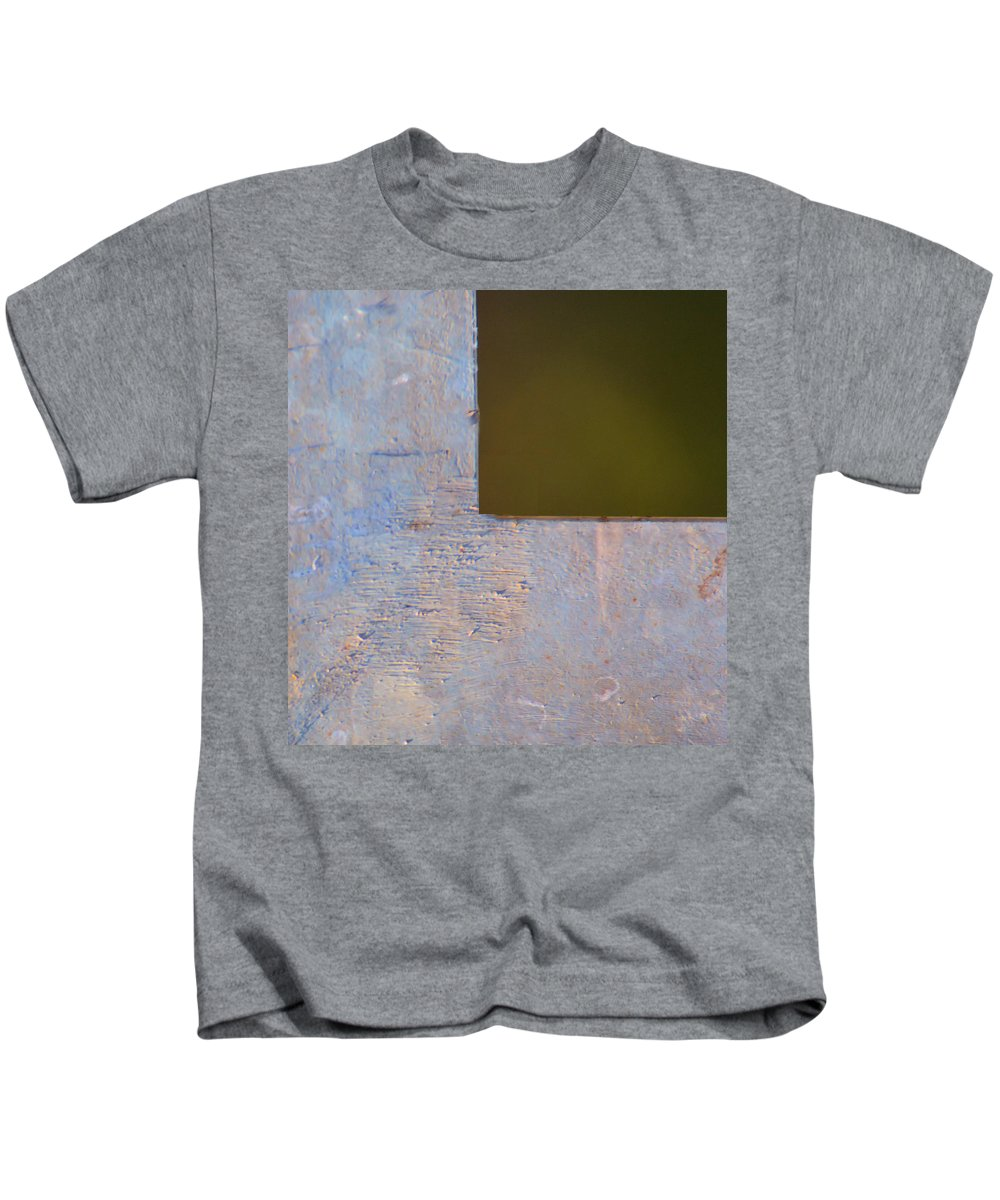 Right Angle Kids T-Shirt featuring the photograph Right Angle by Josephine Buschman