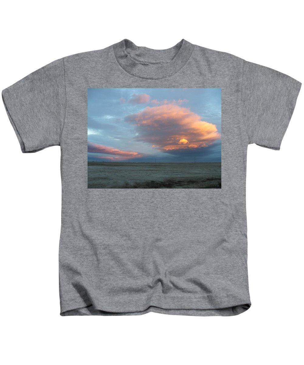 Desert Kids T-Shirt featuring the photograph Self-abandoned by Shari Chavira