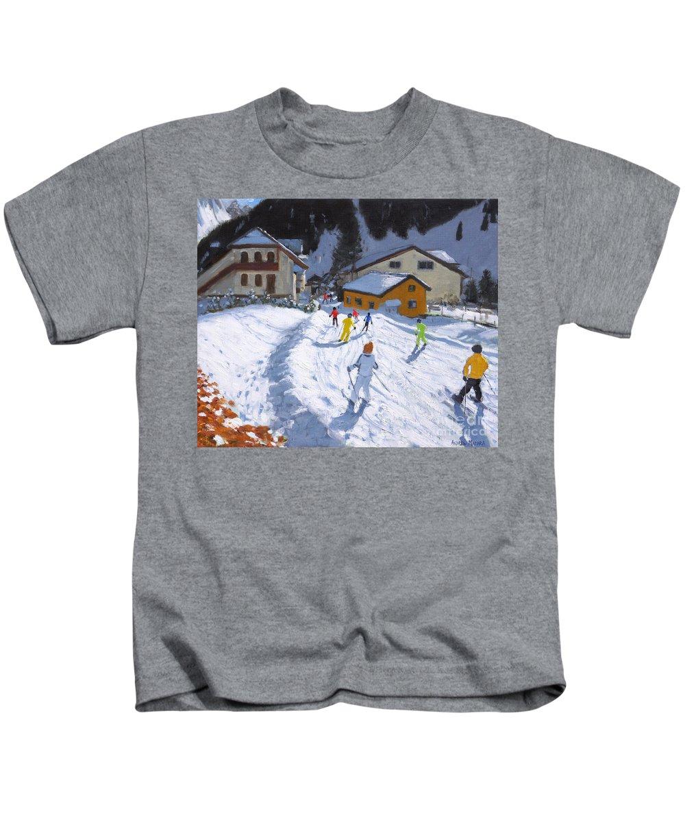 Val Gardena Kids T Shirts