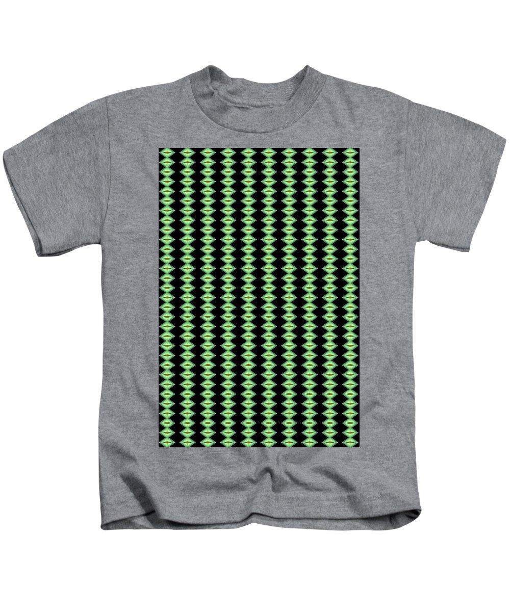 Bob Wall Kids T-Shirt featuring the photograph Snake Eyes by Bob Wall
