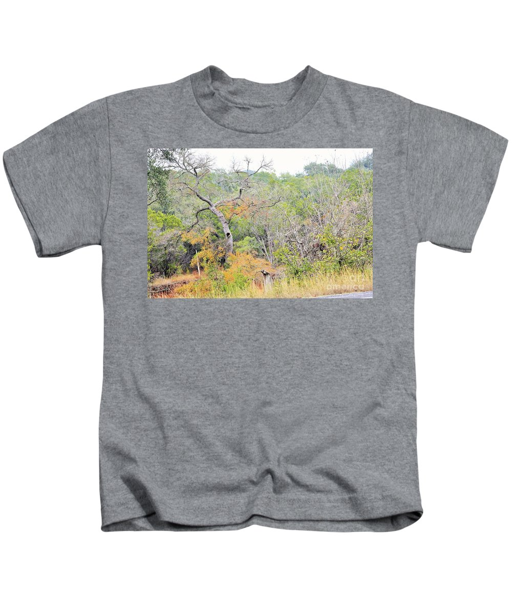 Kids T-Shirt featuring the photograph Sor 015 by Jeff Downs