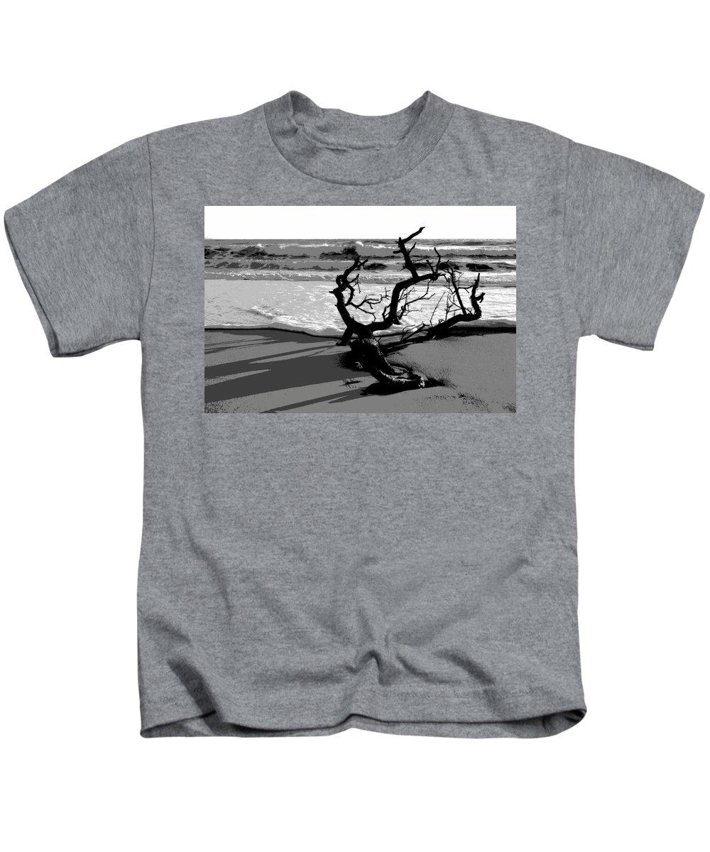 Ocean Kids T-Shirt featuring the photograph Spiritual Awakening by Dianne Cowen