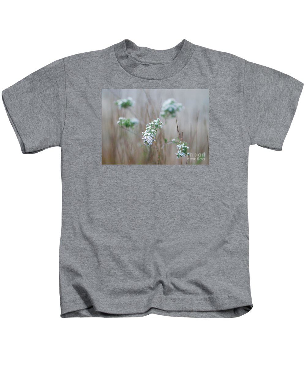 Flowers Kids T-Shirt featuring the photograph Spring by Cathy Fitzgerald