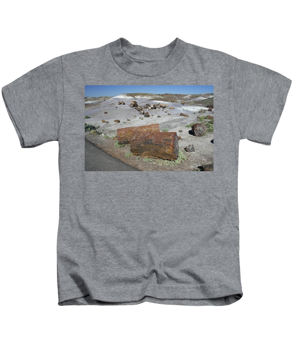 Photo Kids T-Shirt featuring the photograph Sw19 Southwest by James D Waller