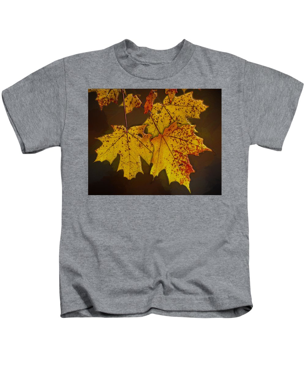 That Time Of Year Kids T-Shirt featuring the photograph That Time Of Year by Paul Wear