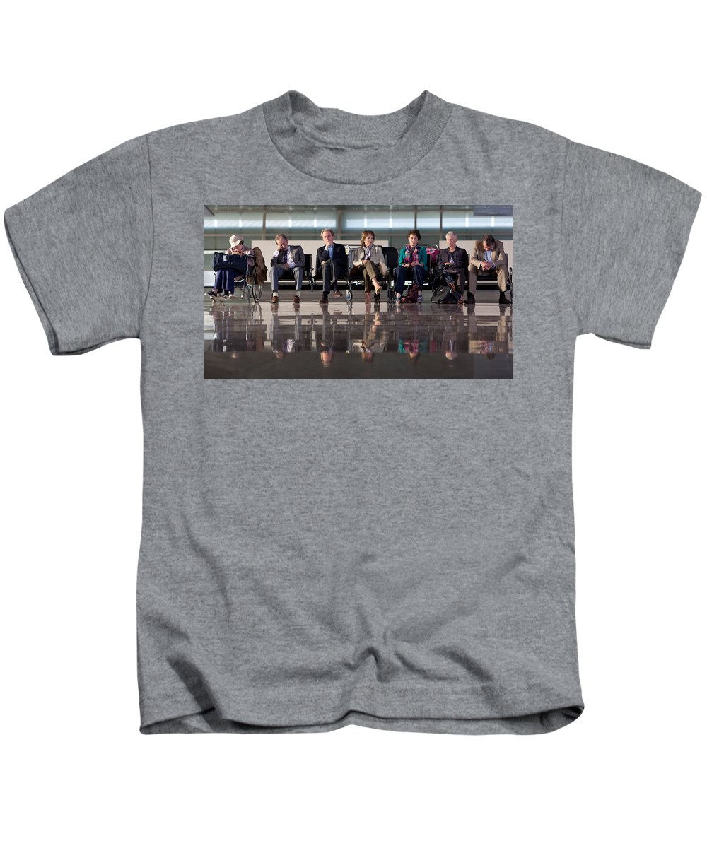 The Best Exotic Marigold Hotel Kids T-Shirt featuring the digital art The Best Exotic Marigold Hotel by Dorothy Binder