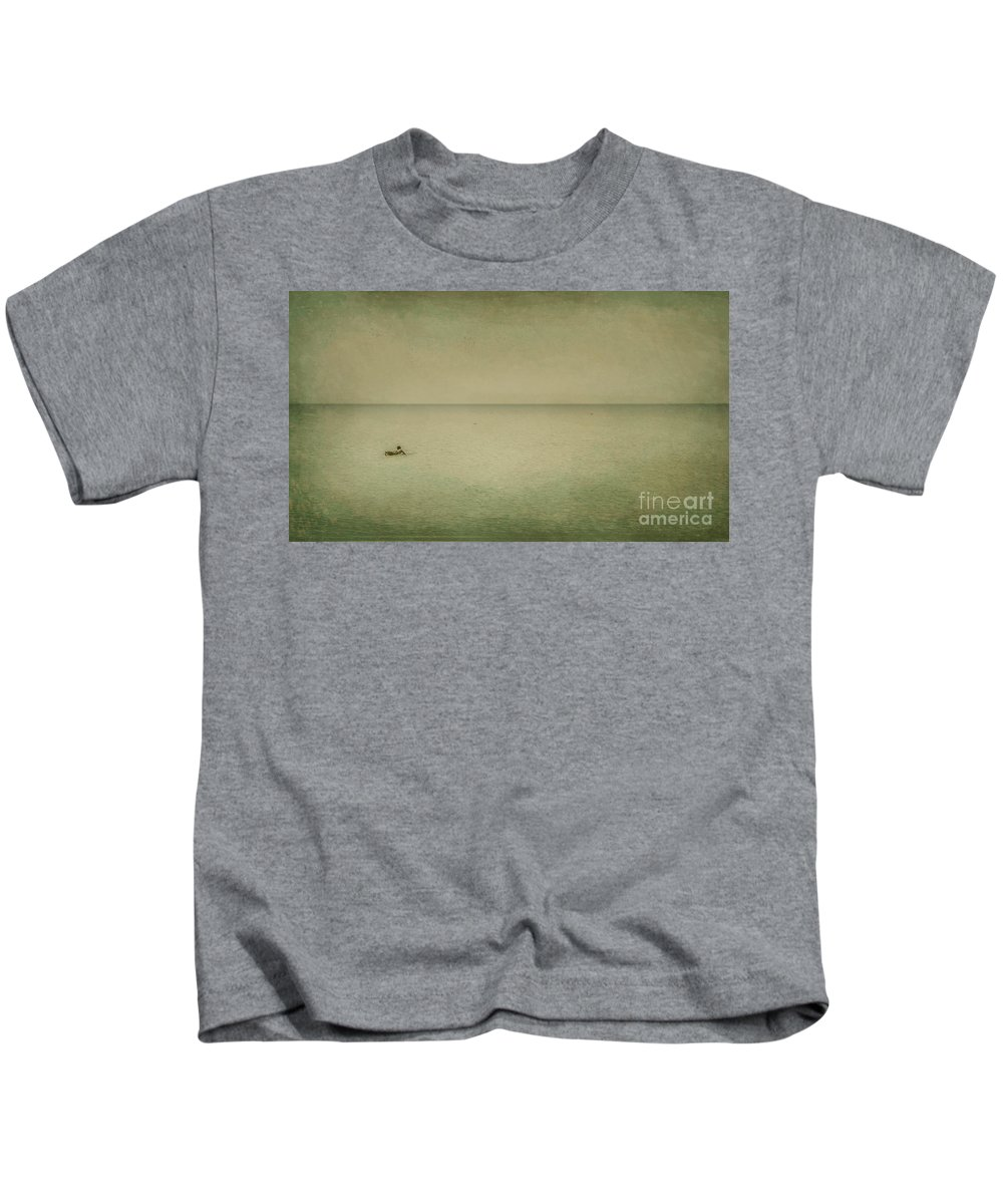 Sea Kids T-Shirt featuring the photograph The Recesses Of The Deep by Dana DiPasquale