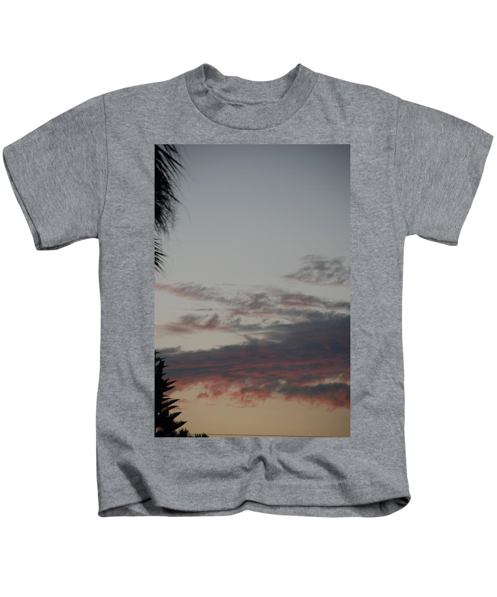 Sunset Kids T-Shirt featuring the photograph The Sunset by Rob Hans