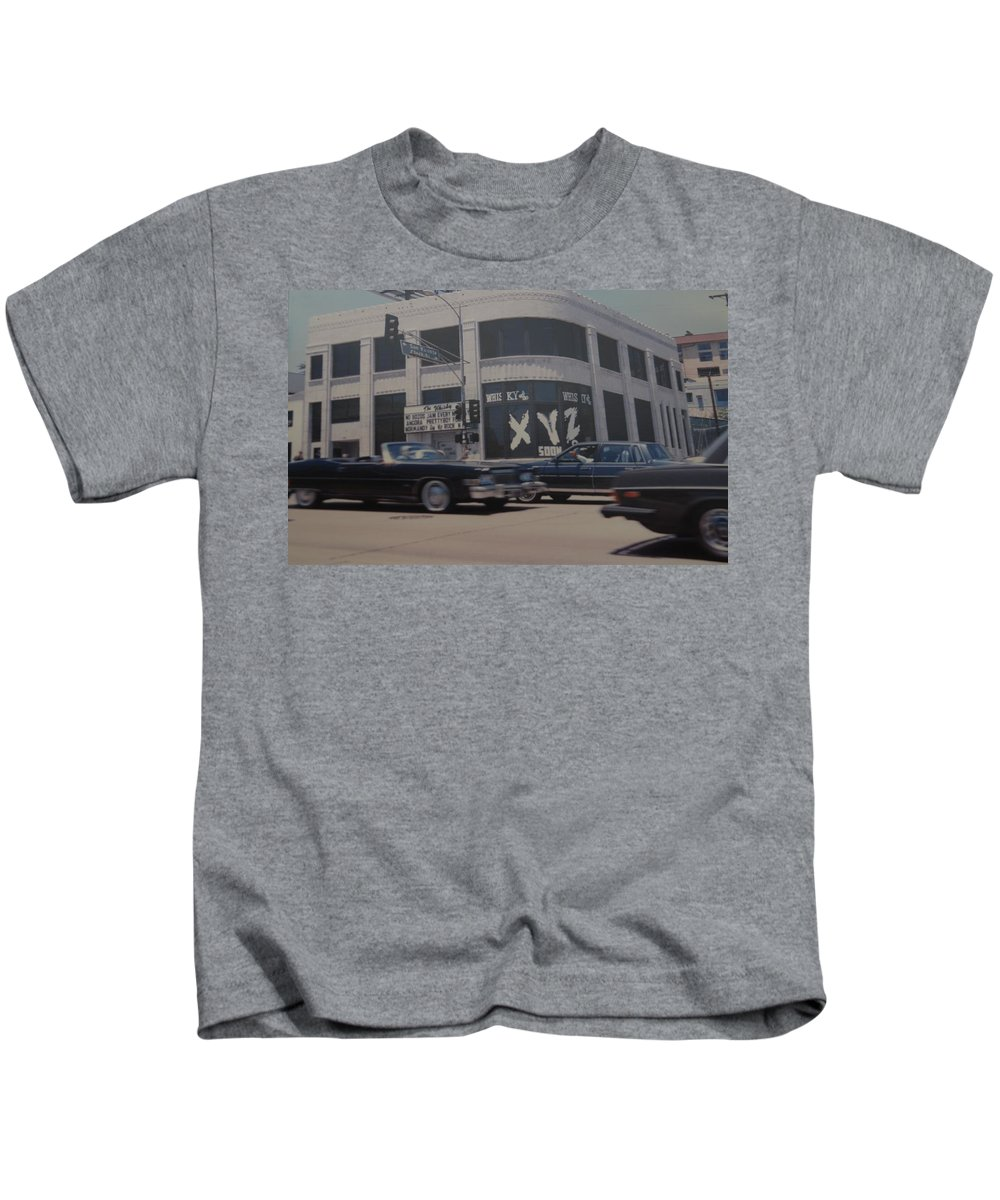 The Whiskey Kids T-Shirt featuring the photograph The Whiskey by Rob Hans